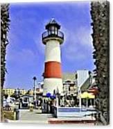 Oceanside Lighthouse Canvas Print