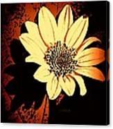 October Jewel Canvas Print