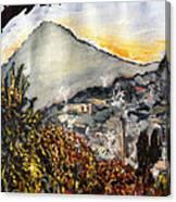 Od Ginkgo Canvas Print