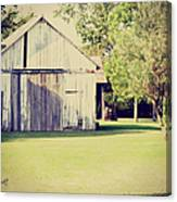Ohio Shed Canvas Print