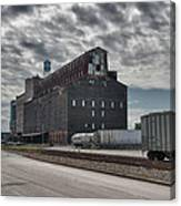 Ohio Street Mill Canvas Print