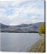 Okanagan Fall Canvas Print