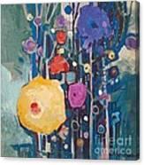 Oklahoma Wildflowers Canvas Print