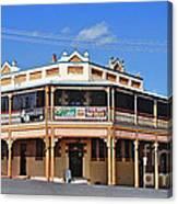 Old Aussie Pub Canvas Print