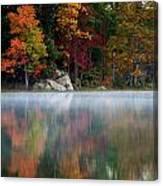 old Autumn Canvas Print