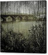 Old Bridge  Canvas Print