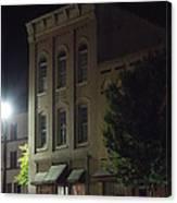 Old Building In Calhoun Ga Canvas Print
