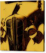 Old Dodge Canvas Print