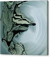 Old Drawing Called Serenity 2   Canvas Print