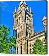 Old Erie County Hall Canvas Print