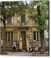 Old Fashioned Hanoi Canvas Print