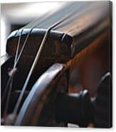 Old Fiddle 2 Canvas Print