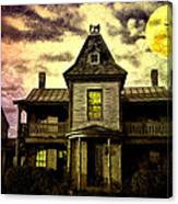 Old House At St Michael's Canvas Print
