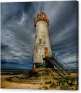 Old Lighthouse Canvas Print