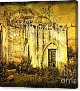 Old Masjid Canvas Print