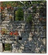 Old Mill Wall Canvas Print