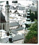 Old Salzburg Canvas Print
