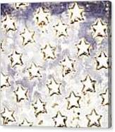 Old Stars Canvas Print
