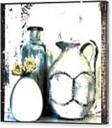 Old Things Beautiful Canvas Print