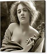Old Time Sex Appeal Canvas Print