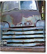 Old Truck I Canvas Print