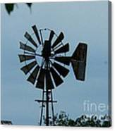 Old Windmill Canvas Print