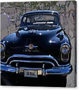 Olds 50 Canvas Print