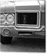 Olds C S In Black And White Canvas Print