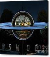 Oldsmobile 88 Emblem Canvas Print