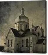 On Faiths Fields  Canvas Print