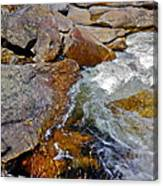 On Screw Auger Falls 6 Canvas Print