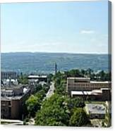 On The Top Of Cornell Canvas Print