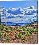 One Desert Drive Canvas Print