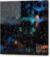 One Night Canvas Print