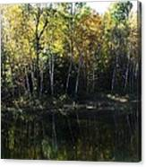 Ontario Colors Canvas Print