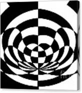 Op Art 2 Canvas Print