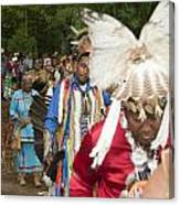 Opening Procession Canvas Print