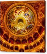 Opera-budapest Canvas Print