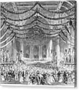Opera: Don Giovanni, 1867 Canvas Print