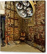 Operating Room - Eastern State Penitentiary Canvas Print