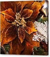 Orange Magic Canvas Print