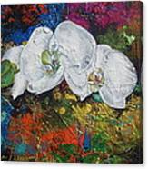 Orchid Mini Canvas Print