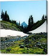 Oregon Hike Canvas Print