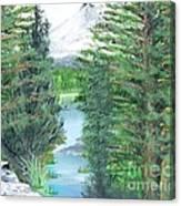 Oregon Reverie Canvas Print
