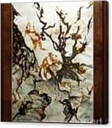 Origins Canvas Print