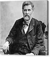 Orion Clemens (1825-1897) Canvas Print