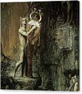 Orpheus Canvas Print