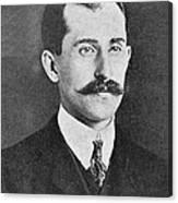 Orville Wright, Us Aviaton Pioneer Canvas Print