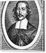 Otto Von Guericke (1602-1686) Canvas Print