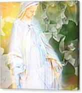 Our Lady Of Nature Canvas Print